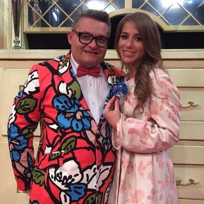 Александр Васильев Юлия Барановская  в шоу «Модный приговор»