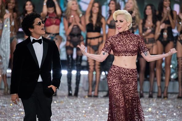 Бруно Марс и Леди Гага