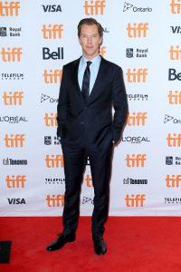 Николь Кидман, Джордж Клуни и Бенедикт Камбербэтч на кинофестивале в Торонто