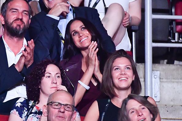 Меган Маркл на церемонии открытия «Игр непокоренных», 25 сентября 2017