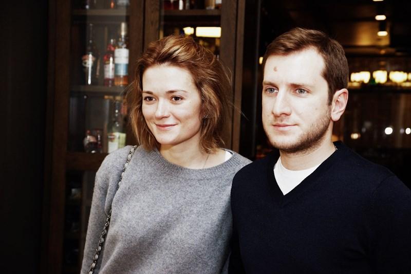 Надежда Михалкова и Резо Гигинеишвили