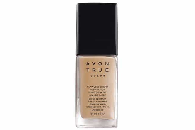 Ideal Flawless Invisible Coverage Liquid Foundation, Avon