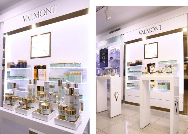 Новый корнер Valmont