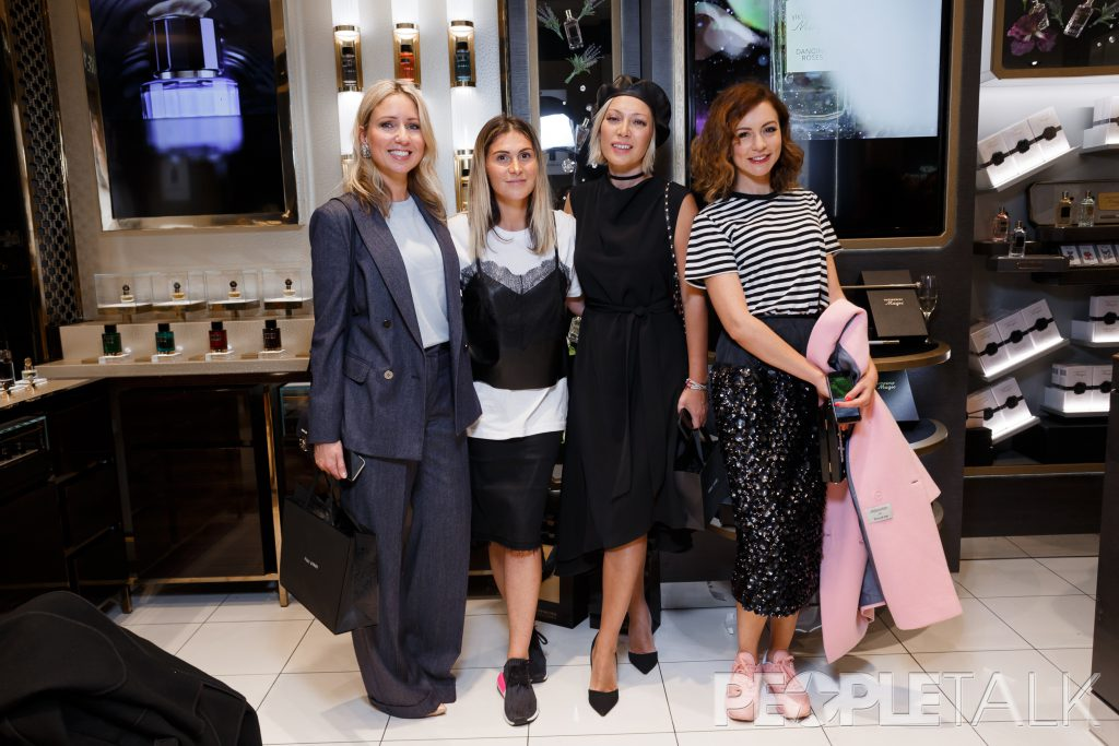 Дарья Субботина, Лаура Джугелия, Аврова и Татьяна Геворкян