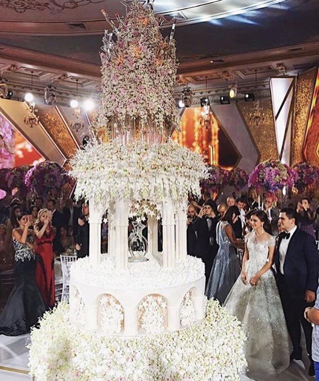 Свадьба Лилит и Карена Карапетян