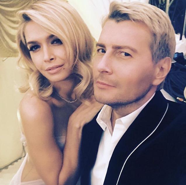 Вера Брежнева и Николай Басков