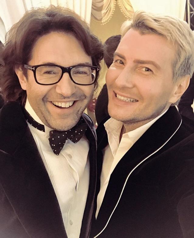 Андрей Малахов и Николай Басков