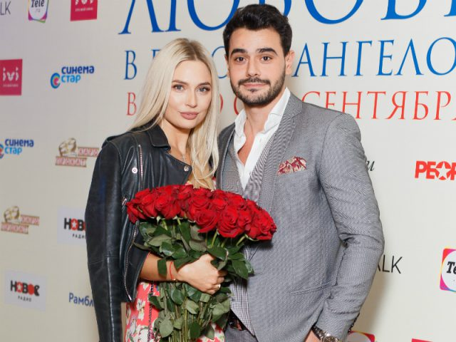 Наталья Рудова и Микаэл Арамян