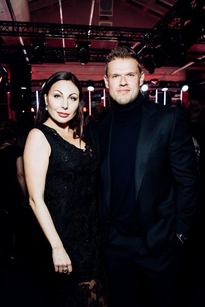 Наталья Бочкарева и Владимир Яглыч