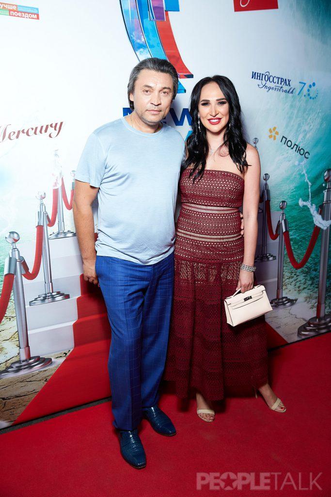Александр Румянцев и Анастасия Задорина