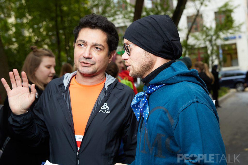 Алексей Боков и Дмитрий Хрусталев