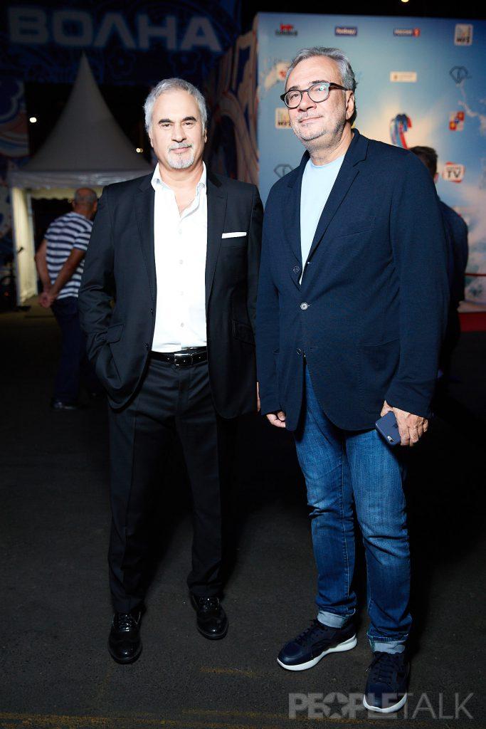 Сосо Павлиашвили и Константин Меладзе