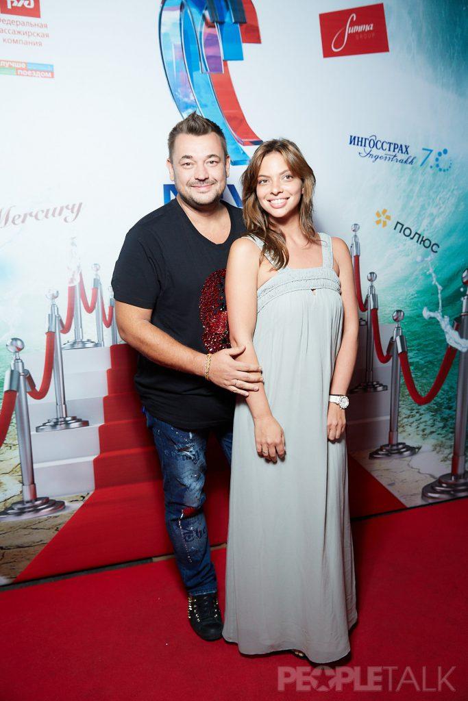 Сергей Жуков с супругой Ириной