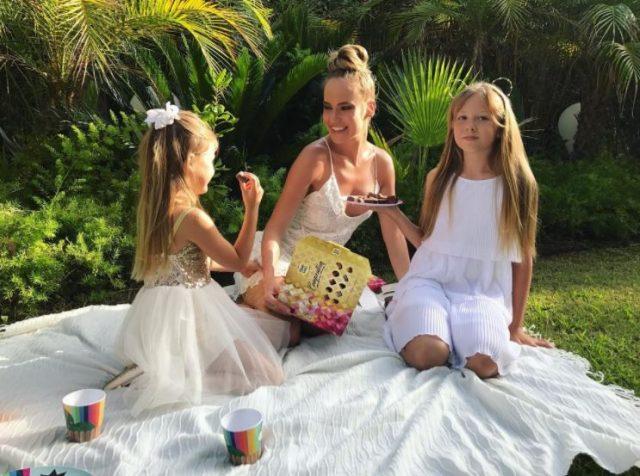 Глюкоза с дочками