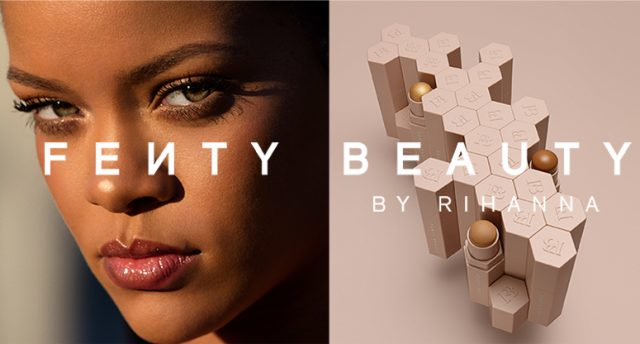 Fenty beauty Рианна