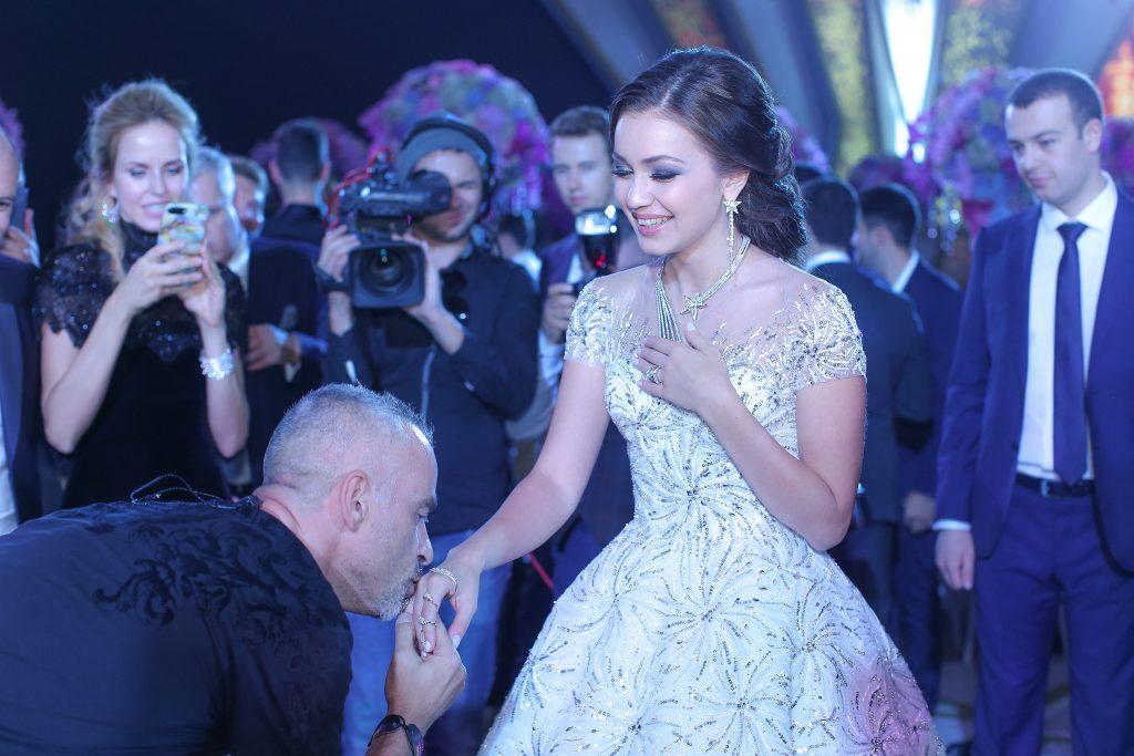 Эрос Рамазотти и Лилит Карапетян