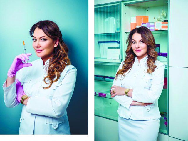 Ольга Мороз, врач-косметолог высшей категории, основатель одноименной клиники эстетической медицины
