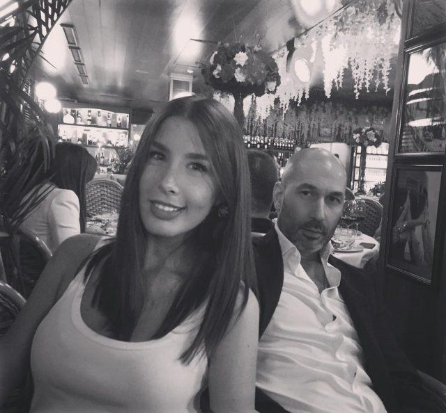 Кэти Топурия и Лев Гейхман