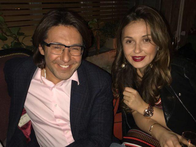 Андрей Малахов и Катя Добрякова