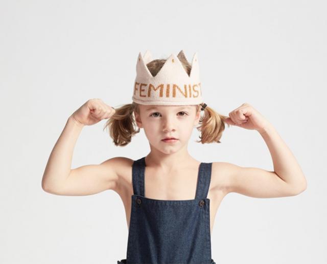 Корона Feminist Oeuf