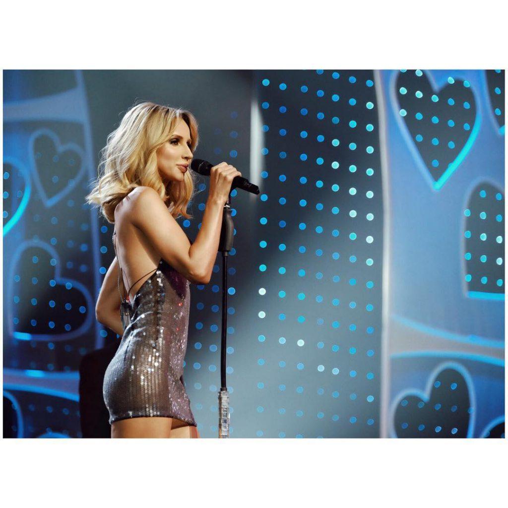 Светлана Лобода снова отжигала на концерте