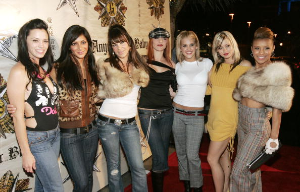 Pussycat Dolls, 2004 год