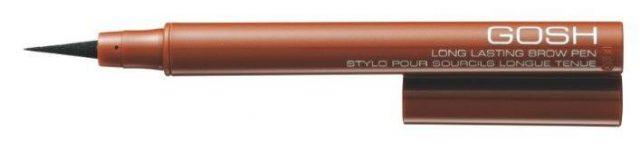 Карандаш-маркер для бровей Gosh Long Lasting Brow Pen, 919 р., professionalhair.ru