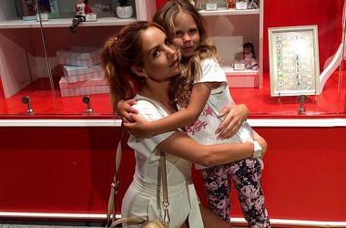 МакSим с дочкой Александрой