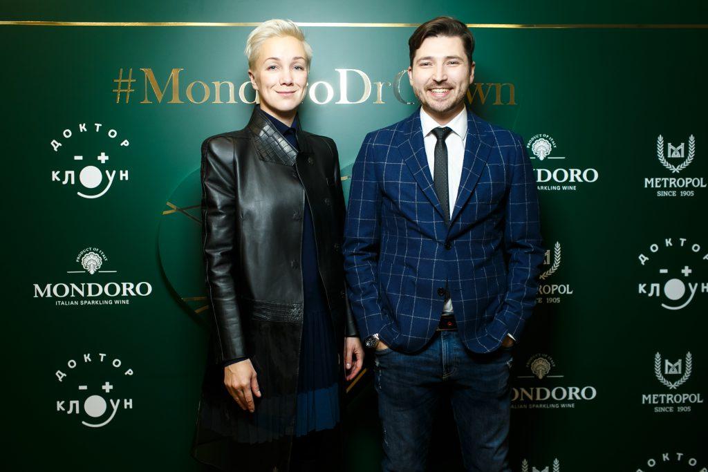 Дарья Мороз и Михаил Кукота