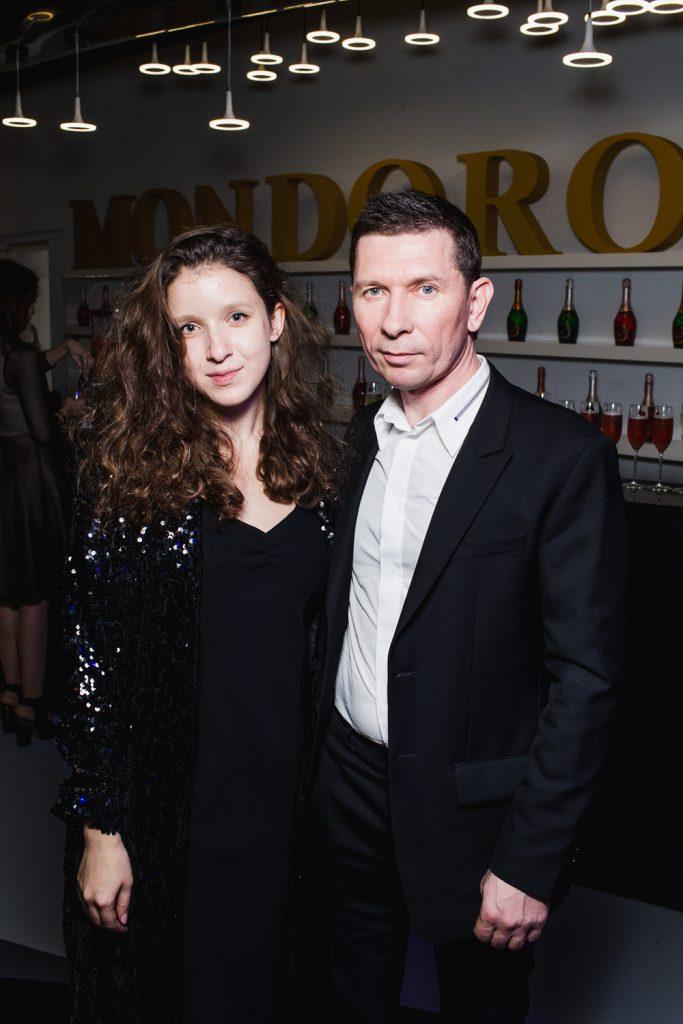Анастасия Полетаева и Александр Федотов