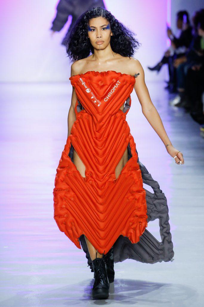 Платье Chromat