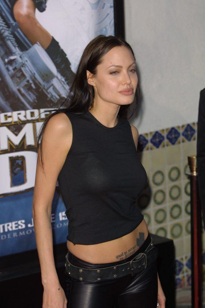 Анджелина Джоли (2001)