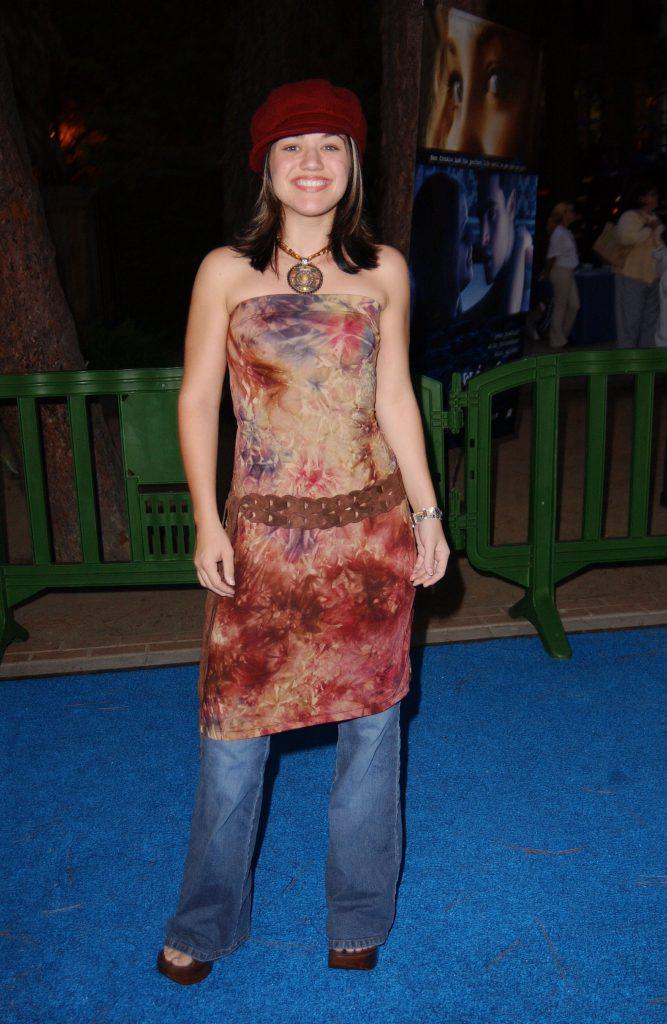 Келли Кларксон (2002)