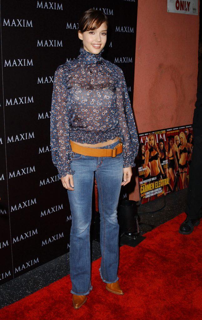 Джессика Альба (2002)