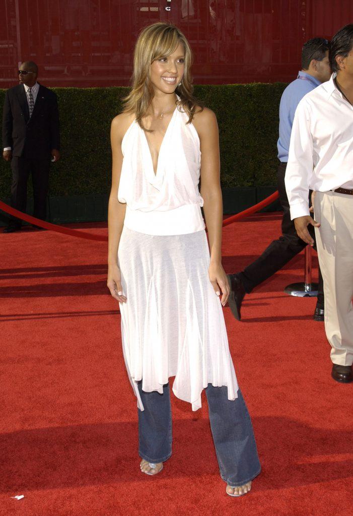 Джессика Альба (2003)