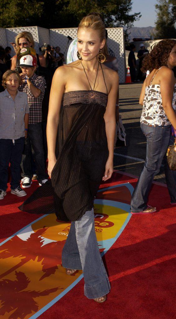 Джессика Альба (2004)