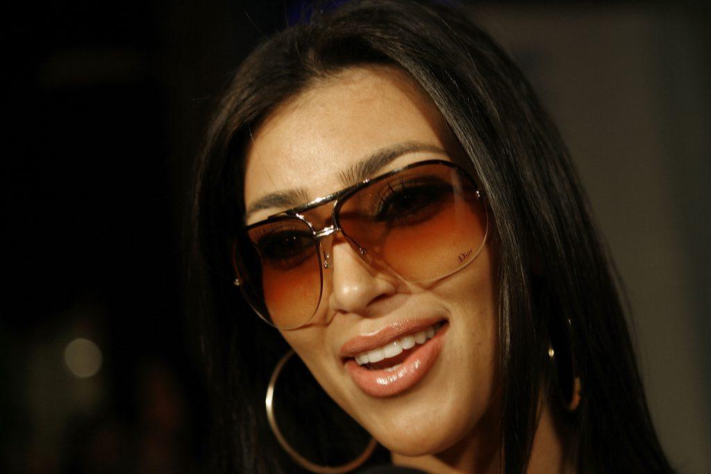 Ким Кардашьян (2007)