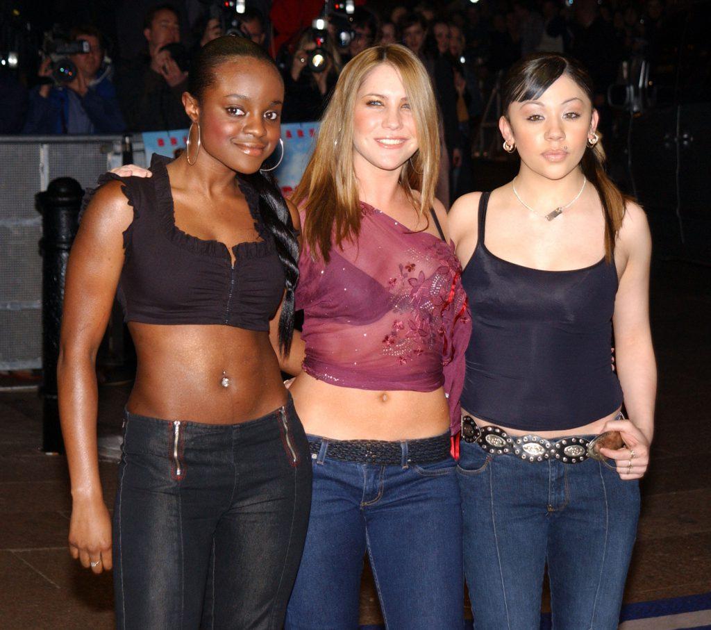Группа Sugababes (2002)