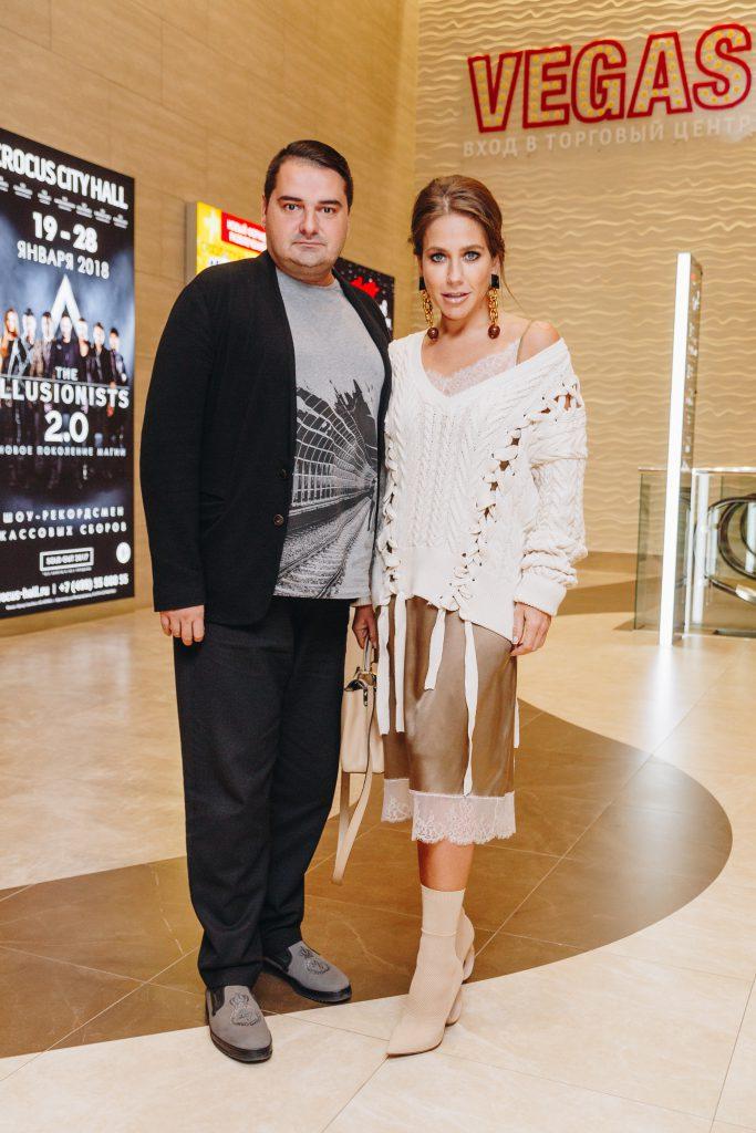 Артем Сорокин и Юлия Барановская