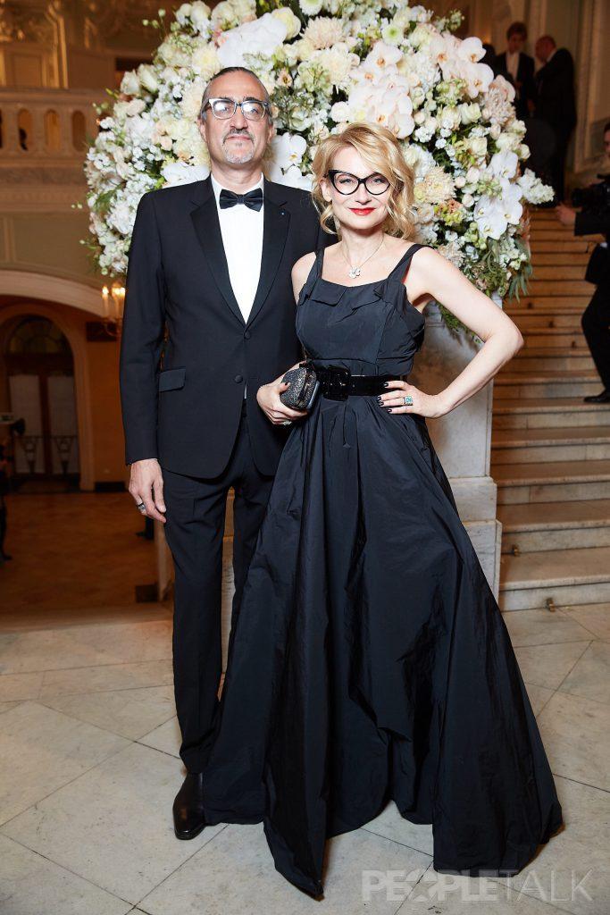 Дмитрий Семаков и Эвелина Хромченко