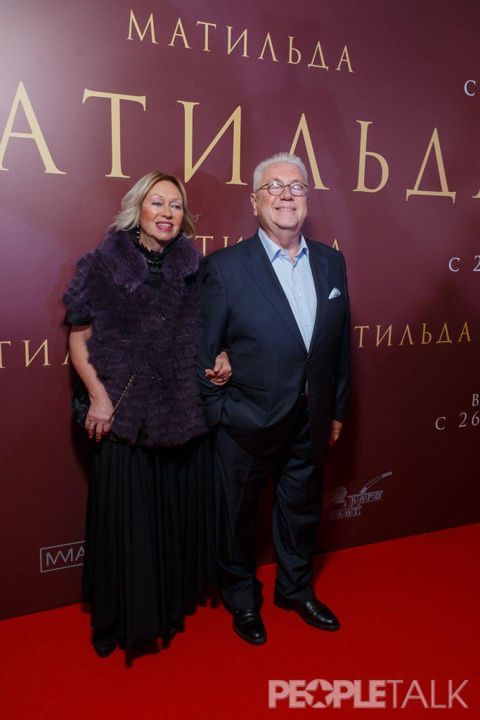 Тамара и Владимир Винокур