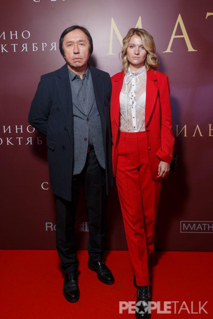 Ренат Давлетьяров и Евгения Малахова