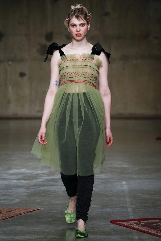 Платье Molly Goddard