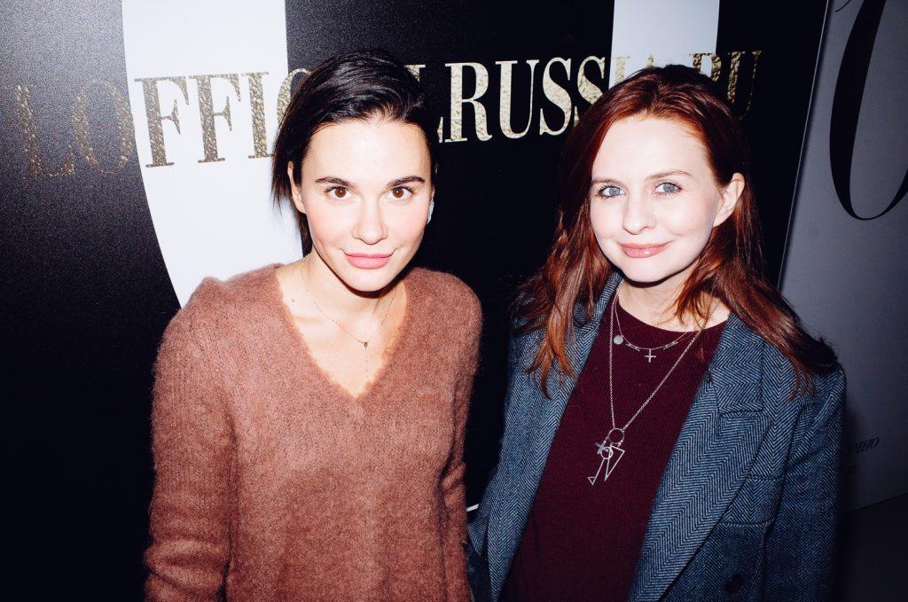 Надежда Миссбах и Юлия Прудько