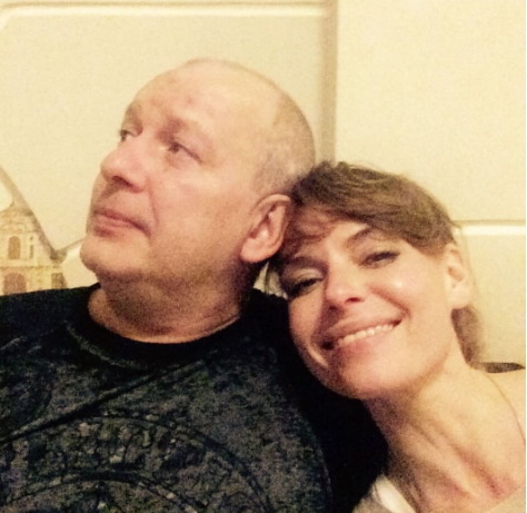 Любовь Толкалина и Дмитрий Марьянов