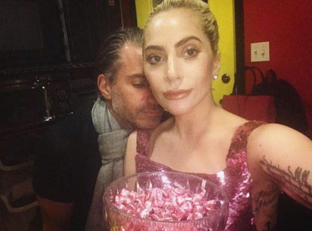 Леди Гага и Кристиано Карино