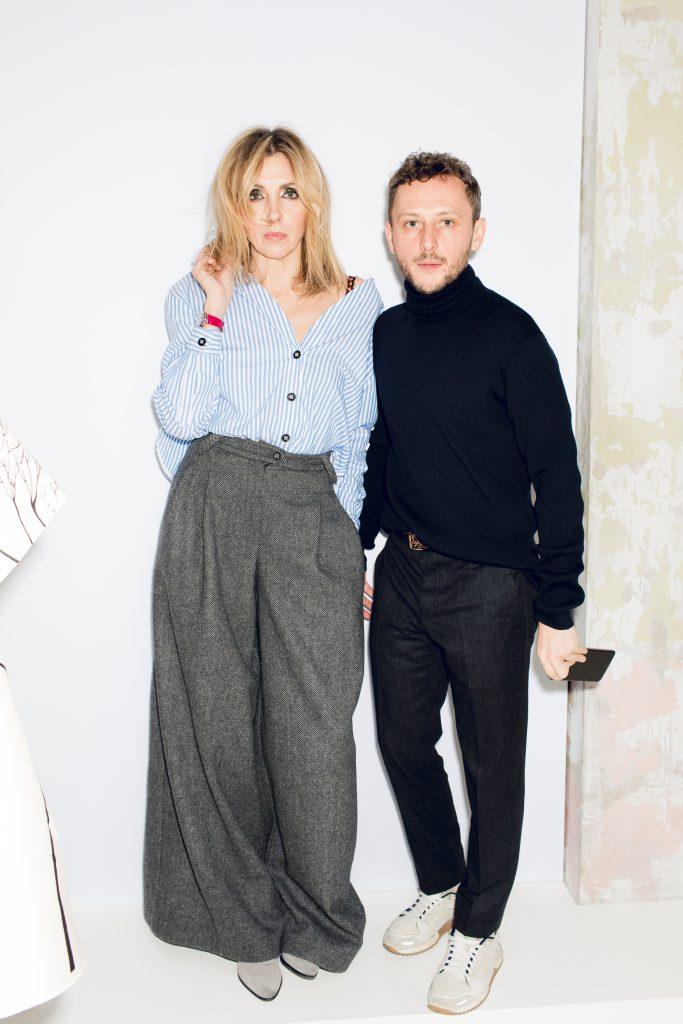 Светлана Бондарчук и Андрей Артемов