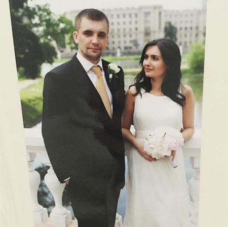 Свадьба Василия Вакуленко и Елены Пинской