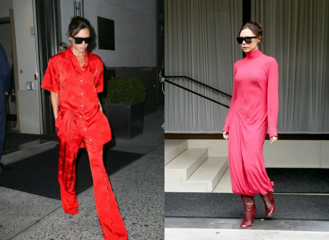 Виктория Бекхэм на конференции Vogue's Fashion Force