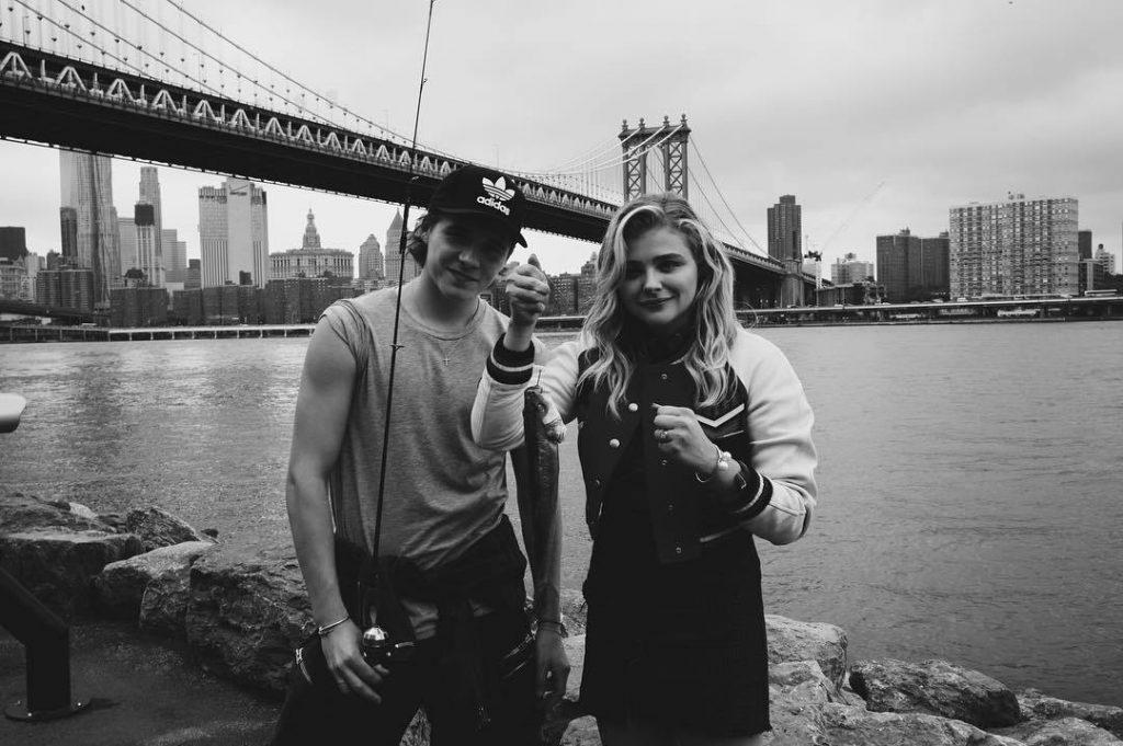 Бывшие девушки Бруклина Бекхэма на одной странице - фото на PEOPLETALK